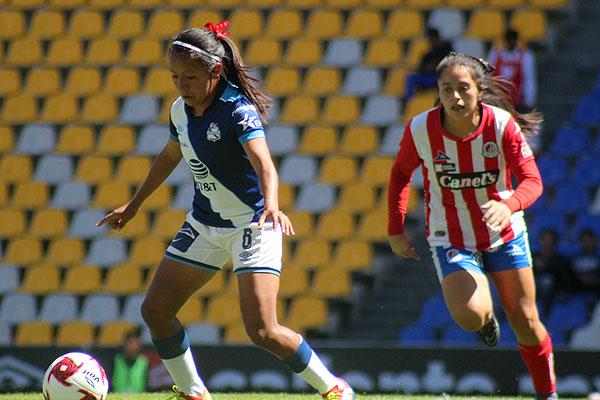 Puebla Femenil sigue sin ganar en el Cuauhtémoc