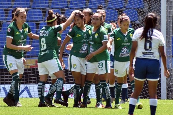 Cae Puebla Femenil ante León en el Cuauhtémoc