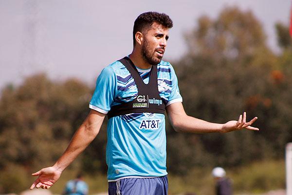 Considera Néstor Vidrio que el arbitraje pasa por un mal momento